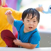 児童発達支援事業のイメージ