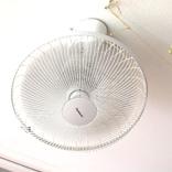天井付けタイプの扇風機